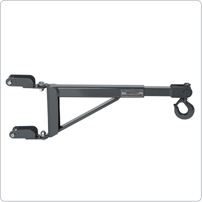 Accessories for Hydraulic wheel trolley, Crane arm WTK500