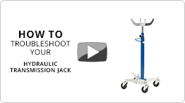 Video Troubleshooting your hydraulic transmission jacks VL