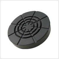 Accessories jacking beam, Rubber cushion GS1