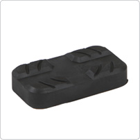 Accessories jacking beam, Rubber cushion for jacking beam GS2
