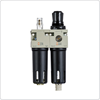Accessories hydraulic jacks, Filter / lubricator / pressure regulator B25-2