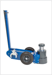 Heavy duty jacks for the mining and construction industries
