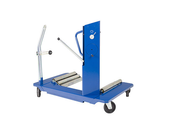 Hydraulic wheel trolley for tractors, agricultural and contractorsr